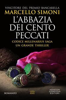 L' abbazia dei cento peccati. Codice Millenarius saga - Marcello Simoni - ebook