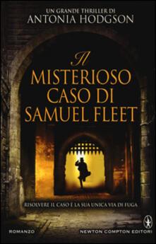 Filmarelalterita.it Il misterioso caso di Samuel Fleet Image