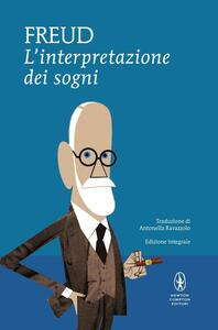 L' interpretazione dei sogni. Ediz. integrale - Sigmund Freud - copertina