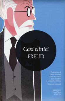 Casi clinici. Ediz. integrale - Sigmund Freud - copertina