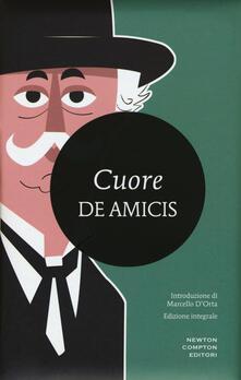 Cuore. Ediz. integrale - Edmondo De Amicis - copertina