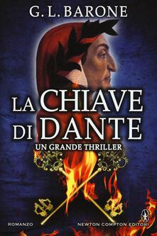 La chiave di Dante - G. L. Barone - copertina