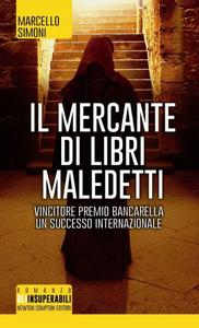 Libro Il mercante di libri maledetti Marcello Simoni
