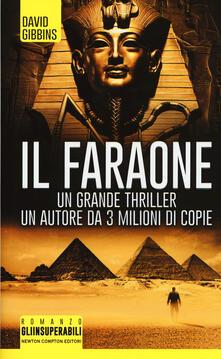 Il faraone - David Gibbins - copertina