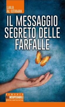 Il messaggio segreto delle farfalle - Layla Al-'Uthman - copertina