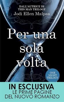 Per una sola volta - Mariafelicia Maione,Jodi Ellen Malpas - ebook