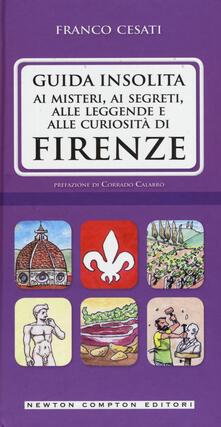 Fondazionesergioperlamusica.it Guida insolita ai misteri, ai segreti, alle leggende e alle curiosità di Firenze Image
