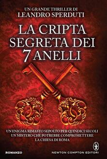 La cripta segreta dei 7 anelli - Leandro Sperduti - ebook