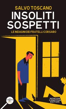 Insoliti sospetti - Salvo Toscano - ebook