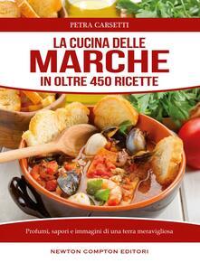 La cucina delle Marche - Petra Carsetti - copertina