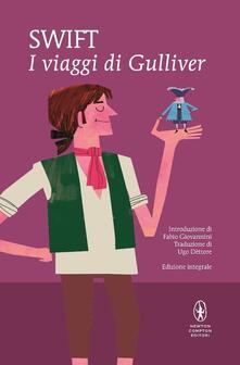 I viaggi di Gulliver. Ediz. integrale - Jonathan Swift - copertina