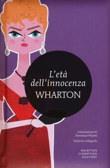 L' età dell'innocenza. Ediz. integrale - Edith Wharton - copertina