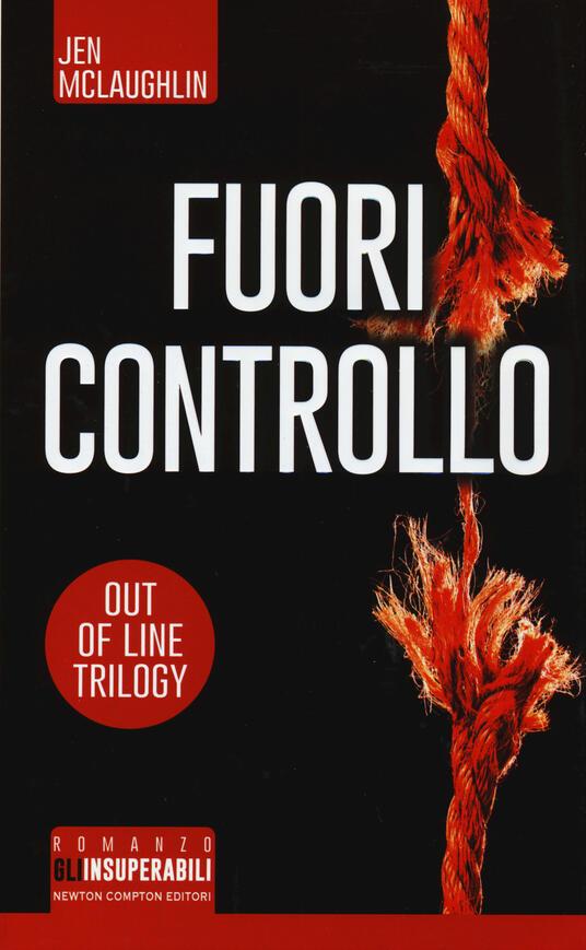 Fuori controllo. Out of line trilogy - Jen McLaughlin - copertina