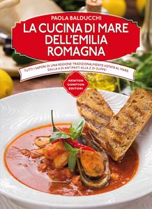 Libro La cucina di mare dell'Emilia Romagna Paola Balducchi