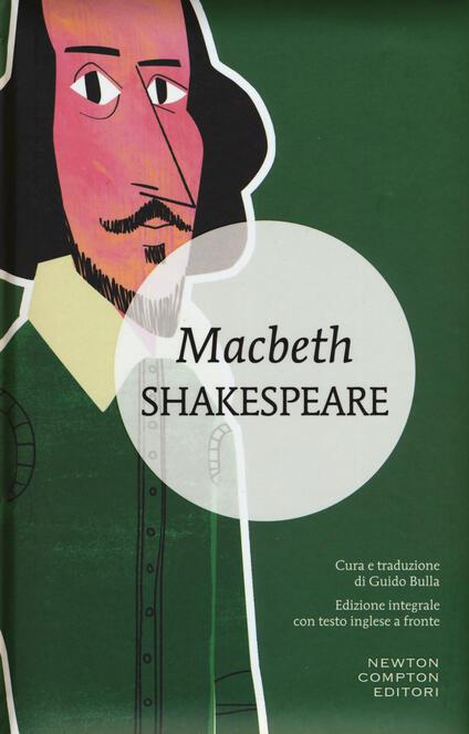 Macbeth. Testo inglese a fronte. Ediz. integrale - William Shakespeare - copertina