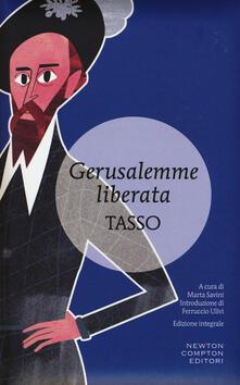 La Gerusalemme liberata. Ediz. integrale - Torquato Tasso - copertina