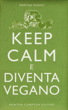 Radiospeed.it Keep calm e diventa vegano Image
