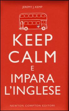Ipabsantonioabatetrino.it Keep calm e impara l'inglese Image