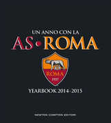 Libro Un anno con la AS Roma. Yearbook 2014-2015