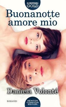 Buonanotte amore mio - Daniela Volonté - copertina