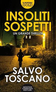 Insoliti sospetti - Salvo Toscano - copertina