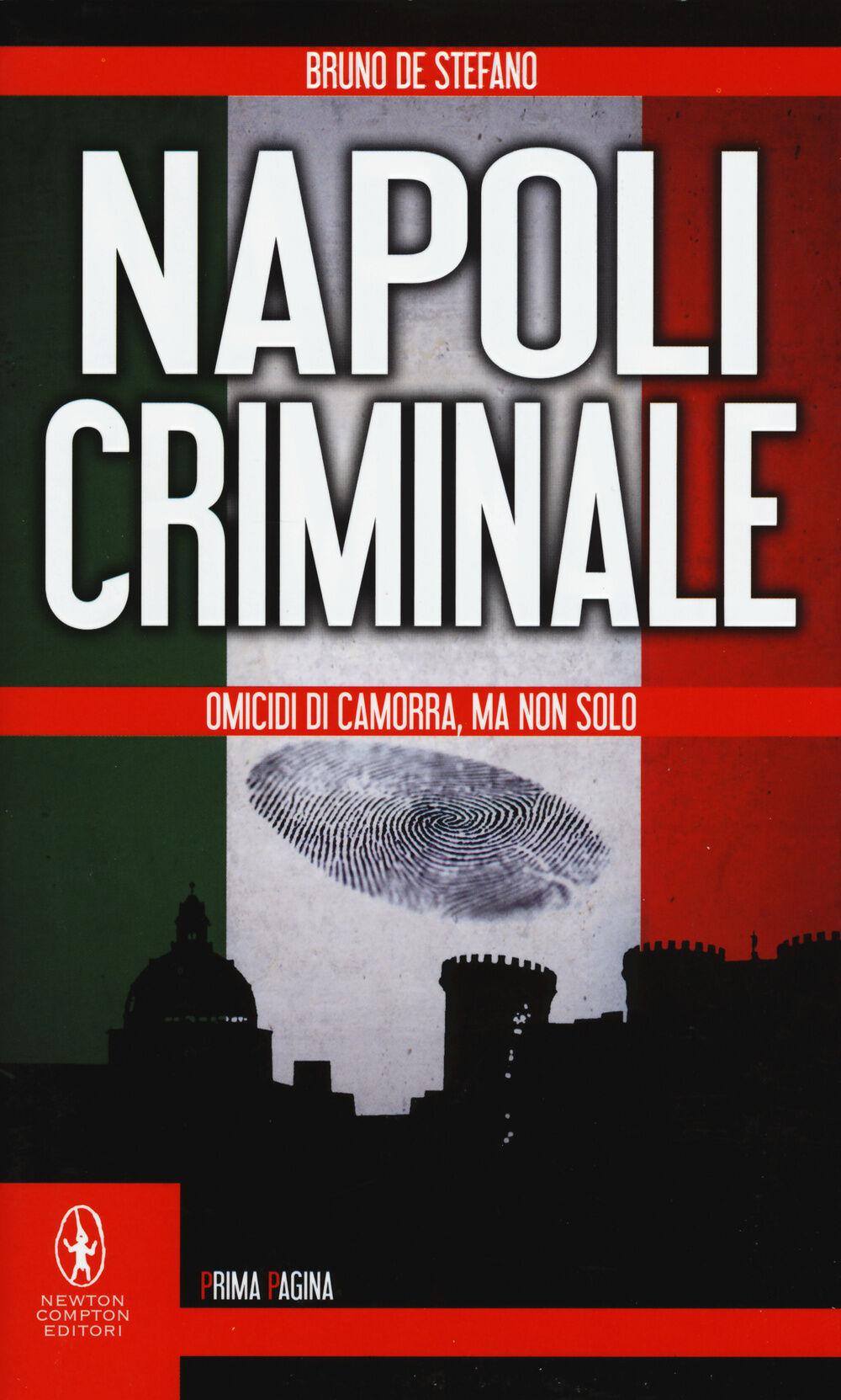 Napoli criminale. Omicidi di Camorra, ma non solo