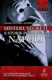Misteri, segreti e storie insolite di Napoli. Gli enigmi più seducenti di una città dai molti volti - Agnese Palumbo,Maurizio Ponticello - ebook