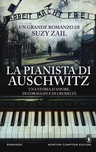Libro La pianista di Auschwitz Suzy Zail