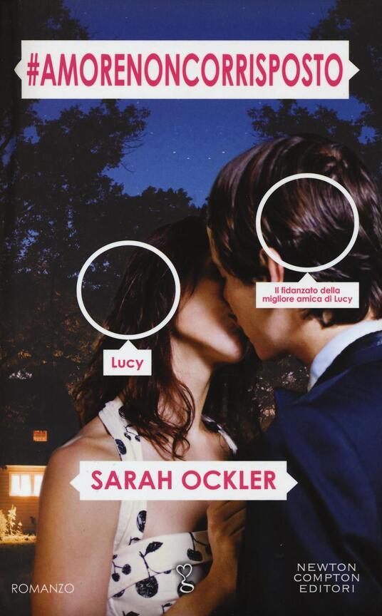#amorenoncorrisposto - Sarah Ockler - copertina