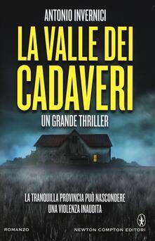 La valle dei cadaveri - Antonio Invernici - copertina