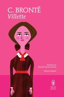 Villette - Charlotte Brontë - copertina