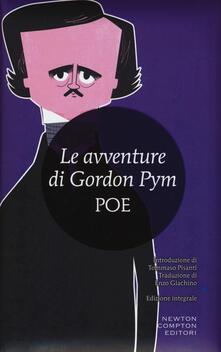 Le avventure di Gordon Pym. Ediz. integrale - Edgar Allan Poe - copertina