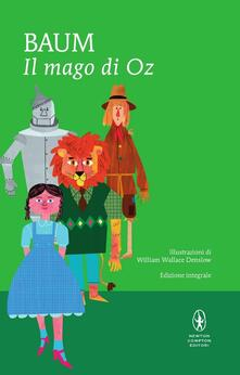 Il mago di Oz. Ediz. integrale - L. Frank Baum - copertina