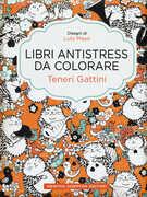 Libro Teneri gattini. Libri antistress da colorare Lulu Mayo