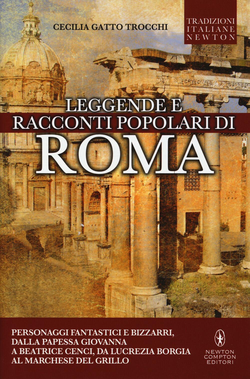 Leggende e racconti popolari di Roma
