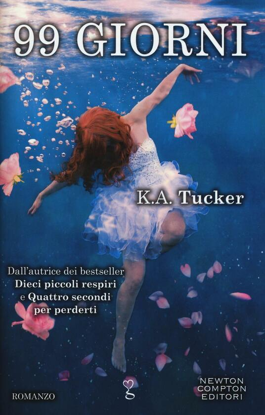 99 giorni - K. A. Tucker - copertina