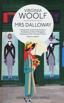 Mrs. Dalloway. Ediz. integrale - Virginia Woolf - copertina