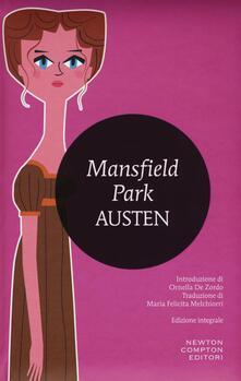Mansfield Park. Ediz. integrale - Jane Austen - copertina
