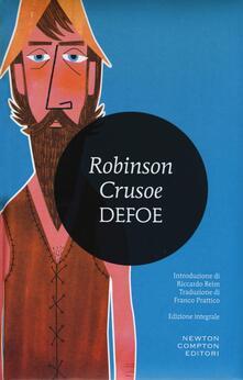 Grandtoureventi.it Robinson Crusoe. Ediz. integrale Image