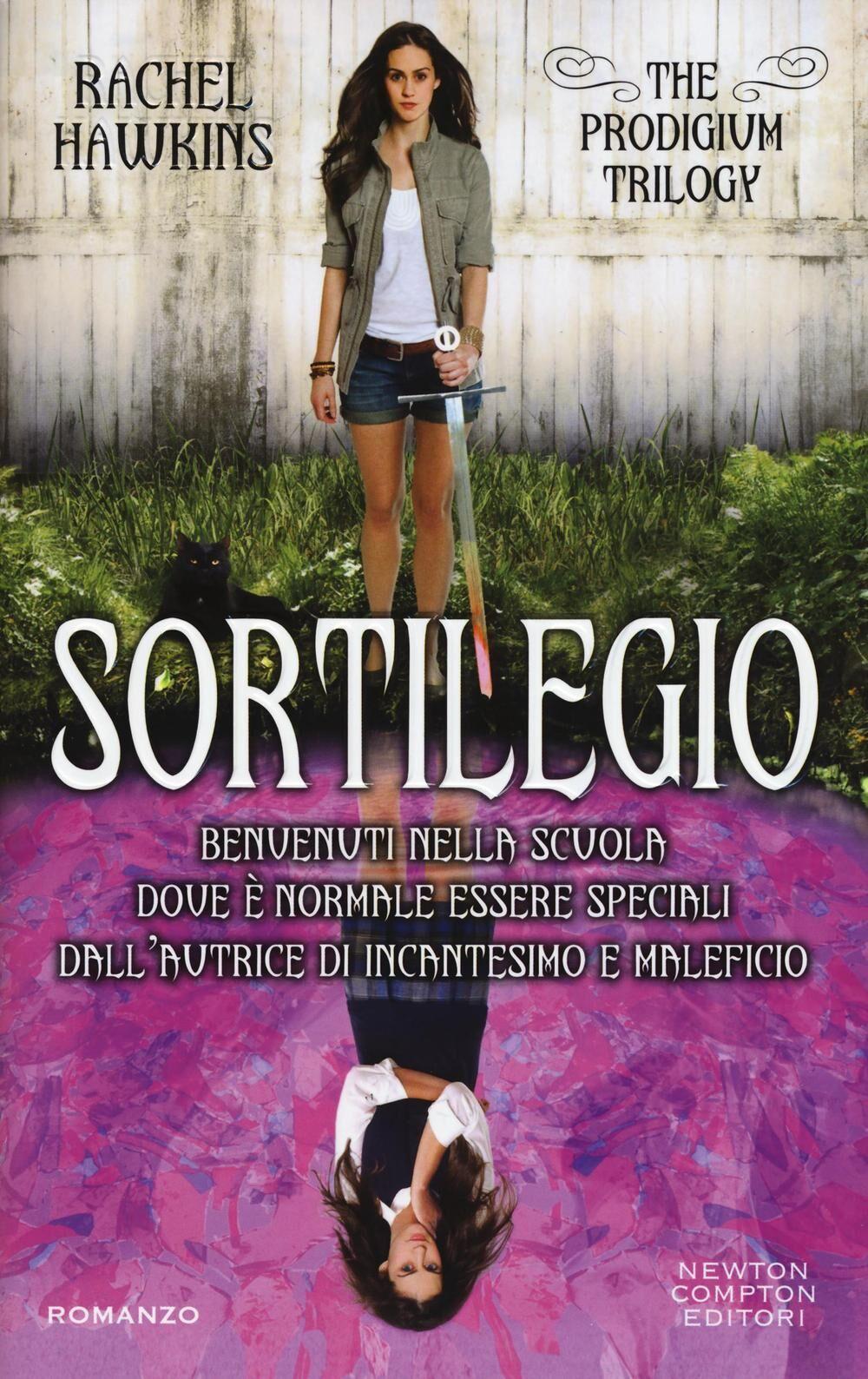 Sortilegio. The Prodigium trilogy