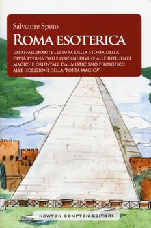 Roma esoterica - Salvatore Spoto - copertina
