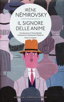 Il signore delle anime. Ediz. integrale - Irène Némirovsky - copertina