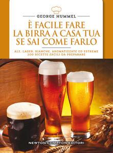 Milanospringparade.it È facile fare la birra a casa tua se sai come farlo Image