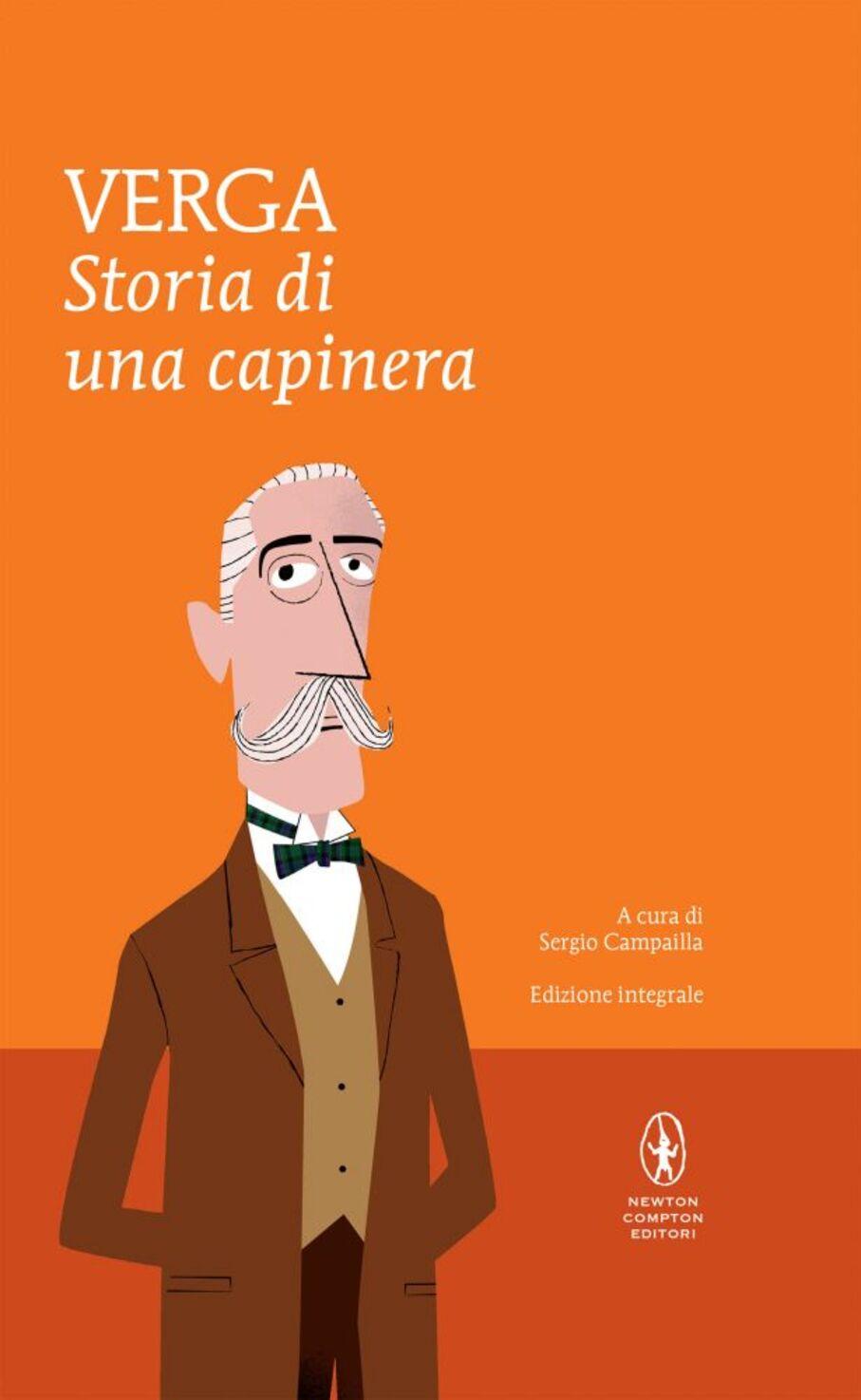 Storia di una capinera. Ediz. integrale
