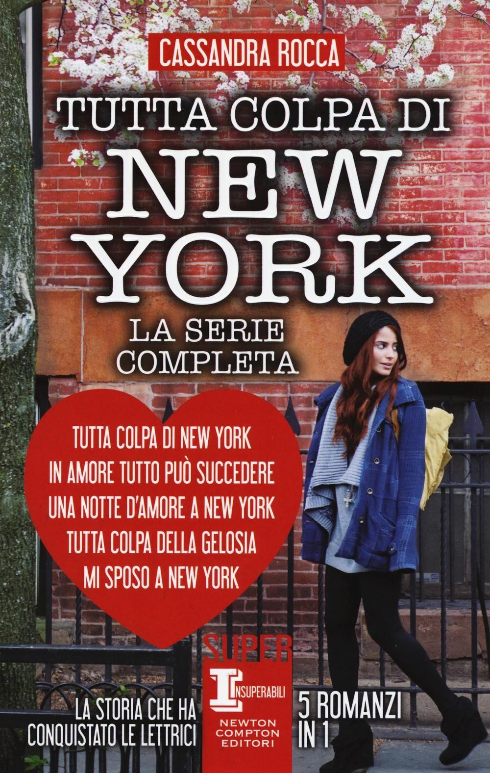 Tutta colpa di New York-In amore tutto può succedere-Una notte d'amore a New York-Tutta colpa della gelosia-Mi sposo a New York