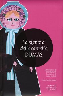 La signora delle camelie. Ediz. integrale - Alexandre (figlio) Dumas - copertina