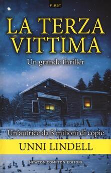 La terza vittima - Unni Lindell - copertina