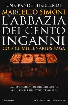 Associazionelabirinto.it L' abbazia dei cento inganni. Codice Millenarius saga Image