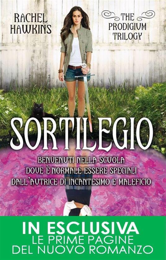 Sortilegio. The Prodigium trilogy - Rachel Hawkins,A. Ricci,C. Serretta - ebook