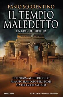 Il tempio maledetto - Fabio Sorrentino - ebook